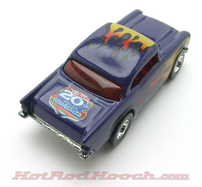 Hot Rod Hooch - Hot Wheels Coop.