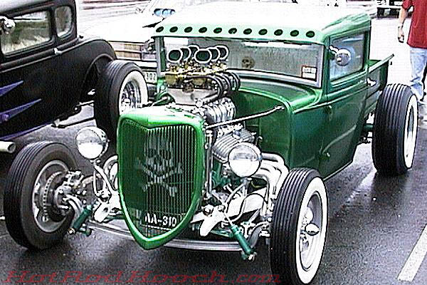 Hot Rod Hooch - Hot Rods, Rat Rods, Sleds