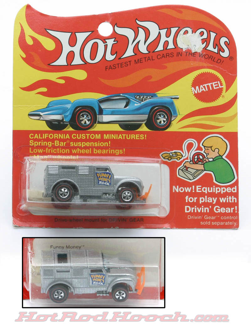 Hot Rod Hooch - Hot Wheels Tom Daniel.